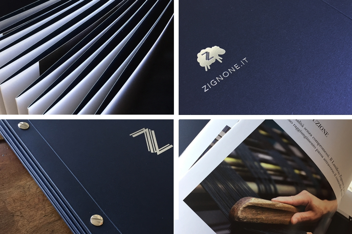 ZIGNONE LAUNCHES ITS NEW COMPANY BROCHURE