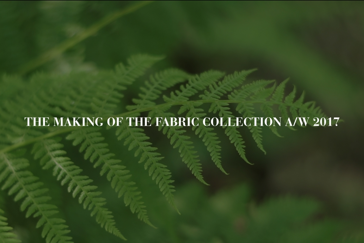 THE MAKING OF THE FABRIC COLLECTION: SEEKING INSPIRATION