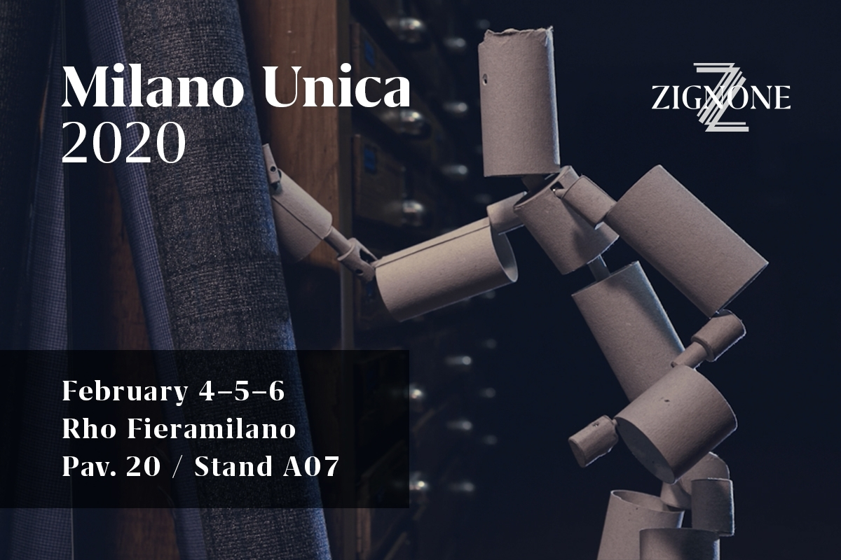 LANIFICIO ZIGNONE AT MILANO UNICA, A new generation of elegance